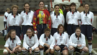 woman team in 1998